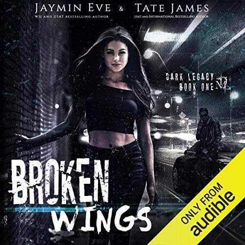Broken Wings audiobook by Jaymin Eve