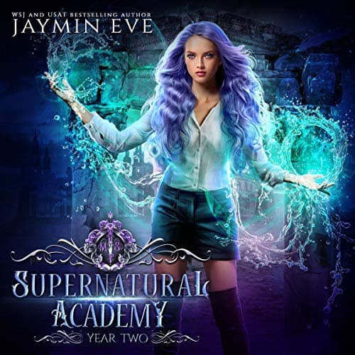 Year Two audiobook by Jaymin Eve