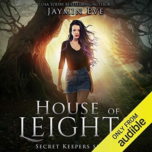 House of Leights audiobook by Jaymin Eve