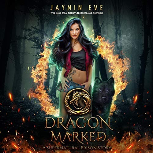 Dragon Marked audiobook by Jaymin Eve