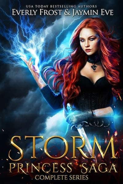Storm Princess Omnibus